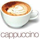 סוגי קפה - קפוצ'ינו