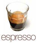 סוגי קפה - אספרסו