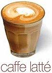 סוגי קפה - לאטה